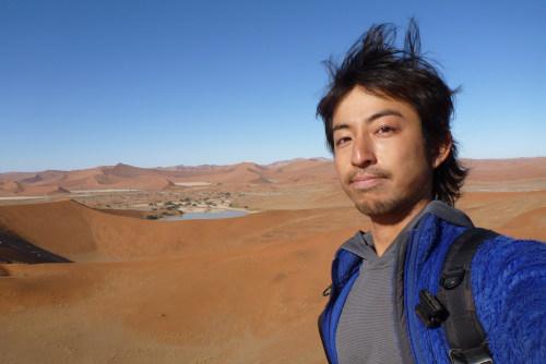 ナミビアナミブ砂漠2 (19)