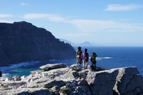 南アフリカ喜望峰 (1)