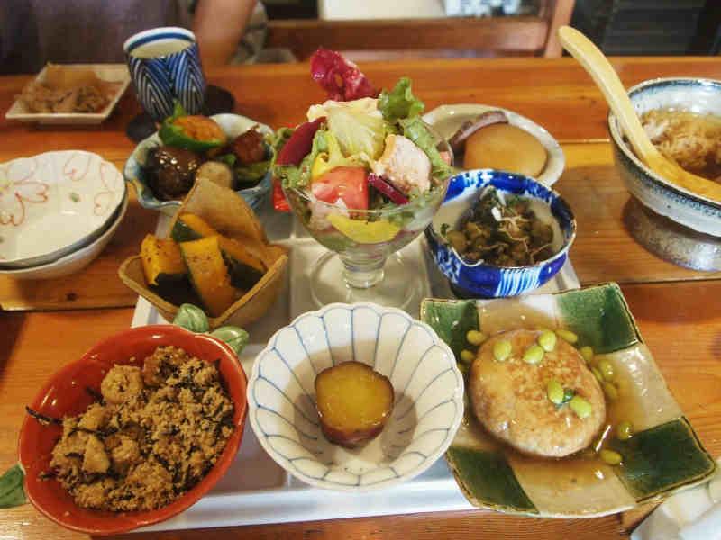 安曇野市の蕎麦屋「大梅」がうまい!  (4)