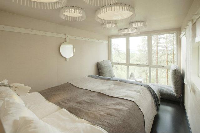 ツリーホテルtreehotel cabin (4)