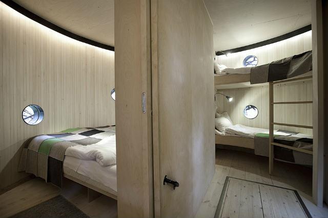 ツリーホテルtreehotel Bird's Nest (1)