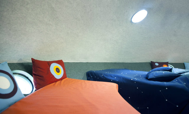 ツリーホテルtreehotel UFO (3)