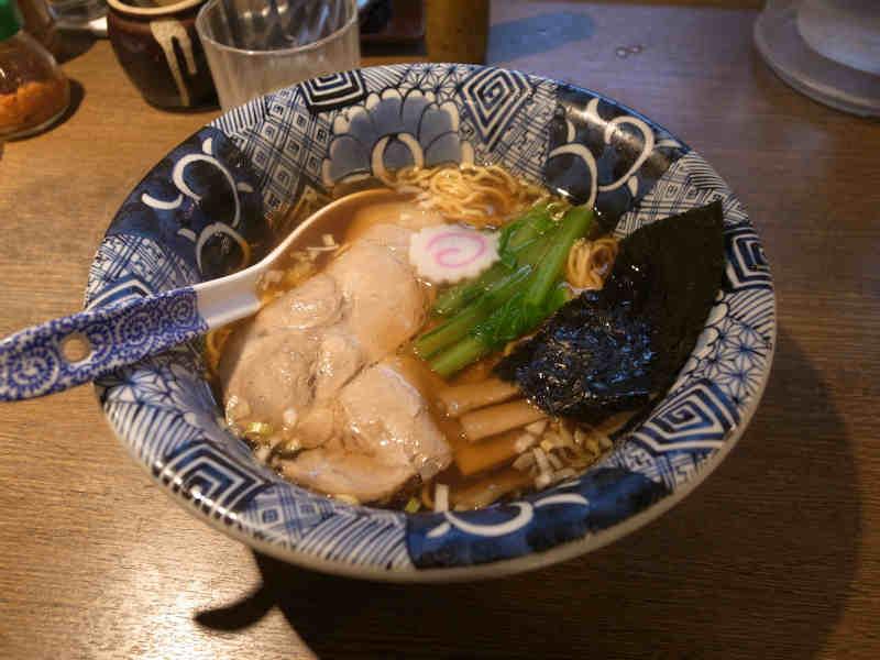 銀節や 自由ヶ丘のおいしいラーメン (3)