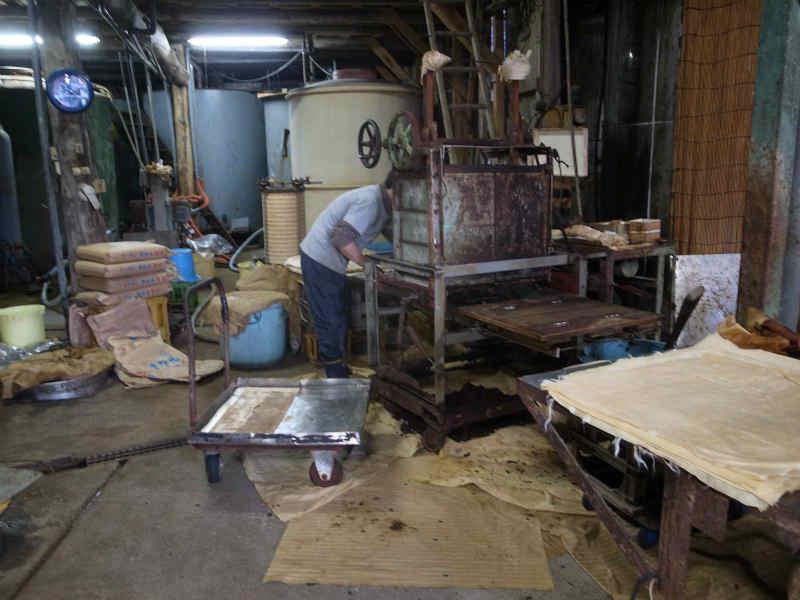 愛知県武豊町のたまり・味噌・醤油作りを見学してきた:伊藤商店の傳右衛門(でんえもん) (16)