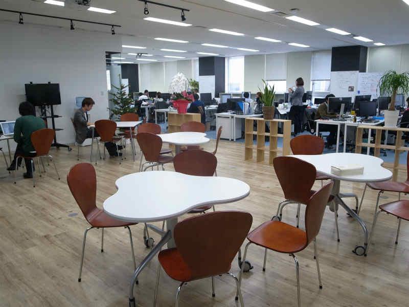 高橋飛翔とヴォラーレ株式会社の五反田新オフィス見学 (7)