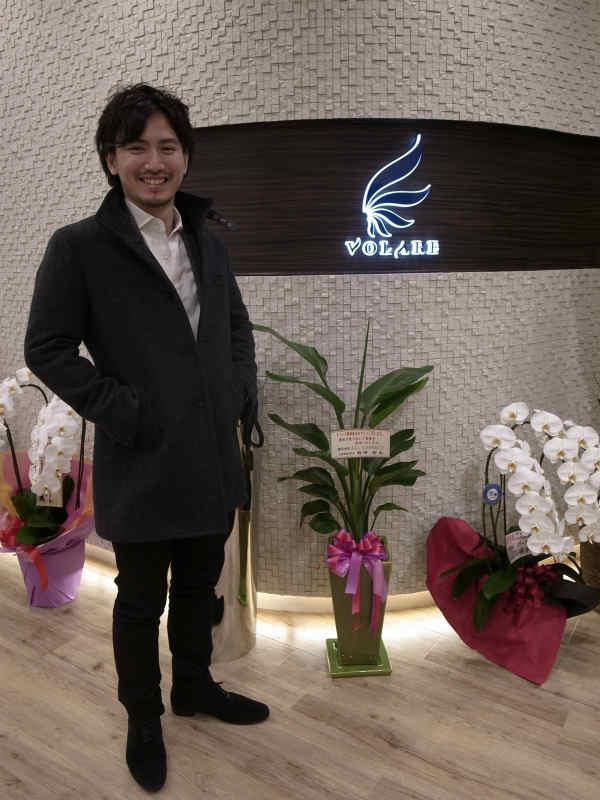 高橋飛翔とヴォラーレ株式会社の五反田新オフィス見学 (4)