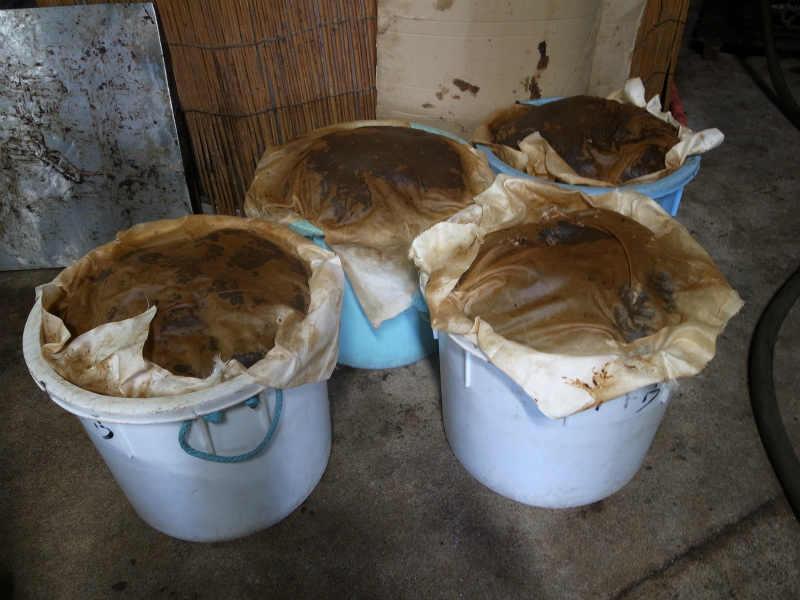 愛知県武豊町のたまり・味噌・醤油作りを見学してきた:伊藤商店の傳右衛門(でんえもん) (18)