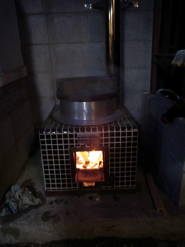 石窯や薪ストーブや暖炉キットを通販で買って手作りする時代 (4)