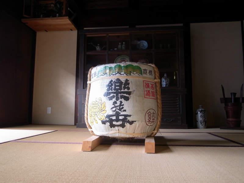 愛知県江南市の酒造を見学して日本酒の作り方を学んできたよ![楽の世] (35)