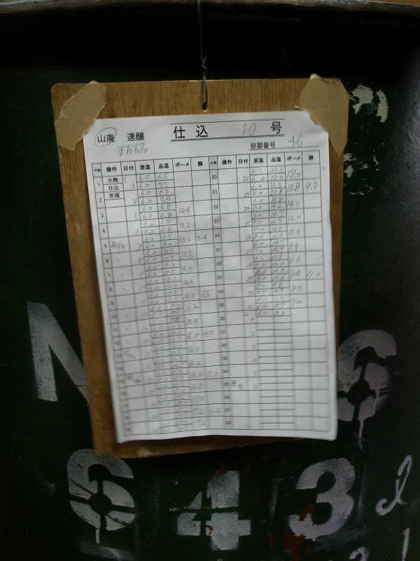 愛知県江南市の酒造を見学して日本酒の作り方を学んできたよ![楽の世] (19)