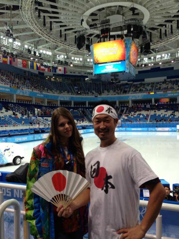 ソチオリンピックのロシア美女の写真画像3とロシア人の日本の印象[美人女子シリーズ]  (5)