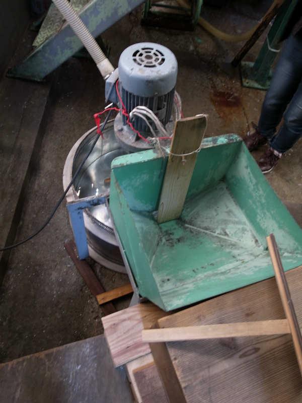 愛知県江南市の酒造を見学して日本酒の作り方を学んできたよ![楽の世] (3)