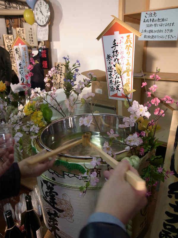 渡辺酒造店が企画する飛騨古川「蔵まつり」が素晴らしすぎる!飲み比べをした名酒「蓬莱」のおすすめラベル (8)