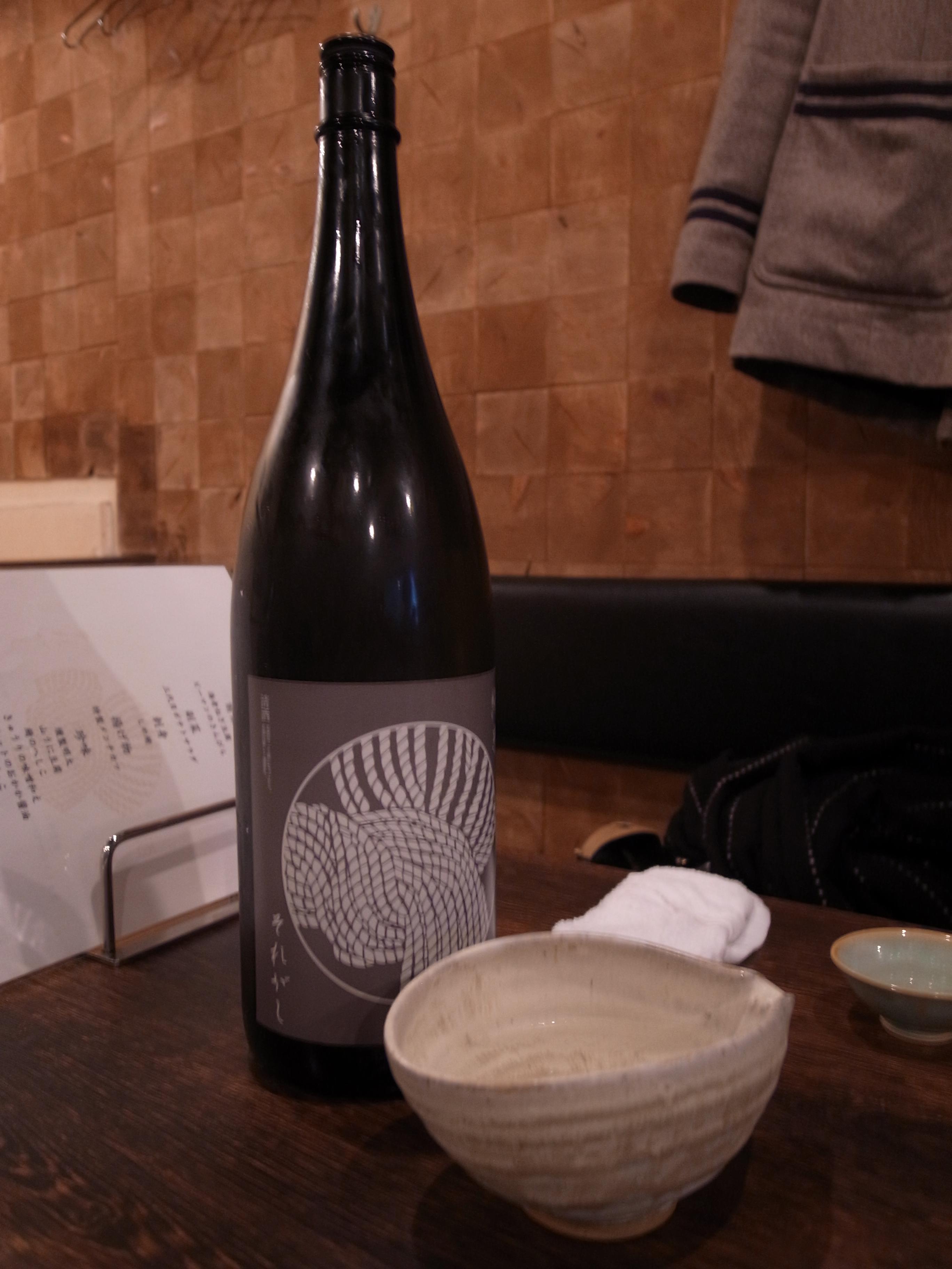 山手線沿いの日本酒がおいしい居酒屋:五反田「酒場それがし」 (5)
