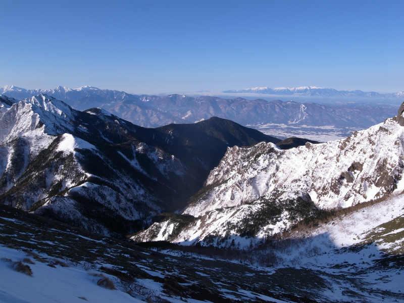 厳冬期2月の冬山に初挑戦!八ヶ岳の頂点、赤岳を雪山登山(赤岳鉱泉テント泊ルート、コースタイム有) (26)