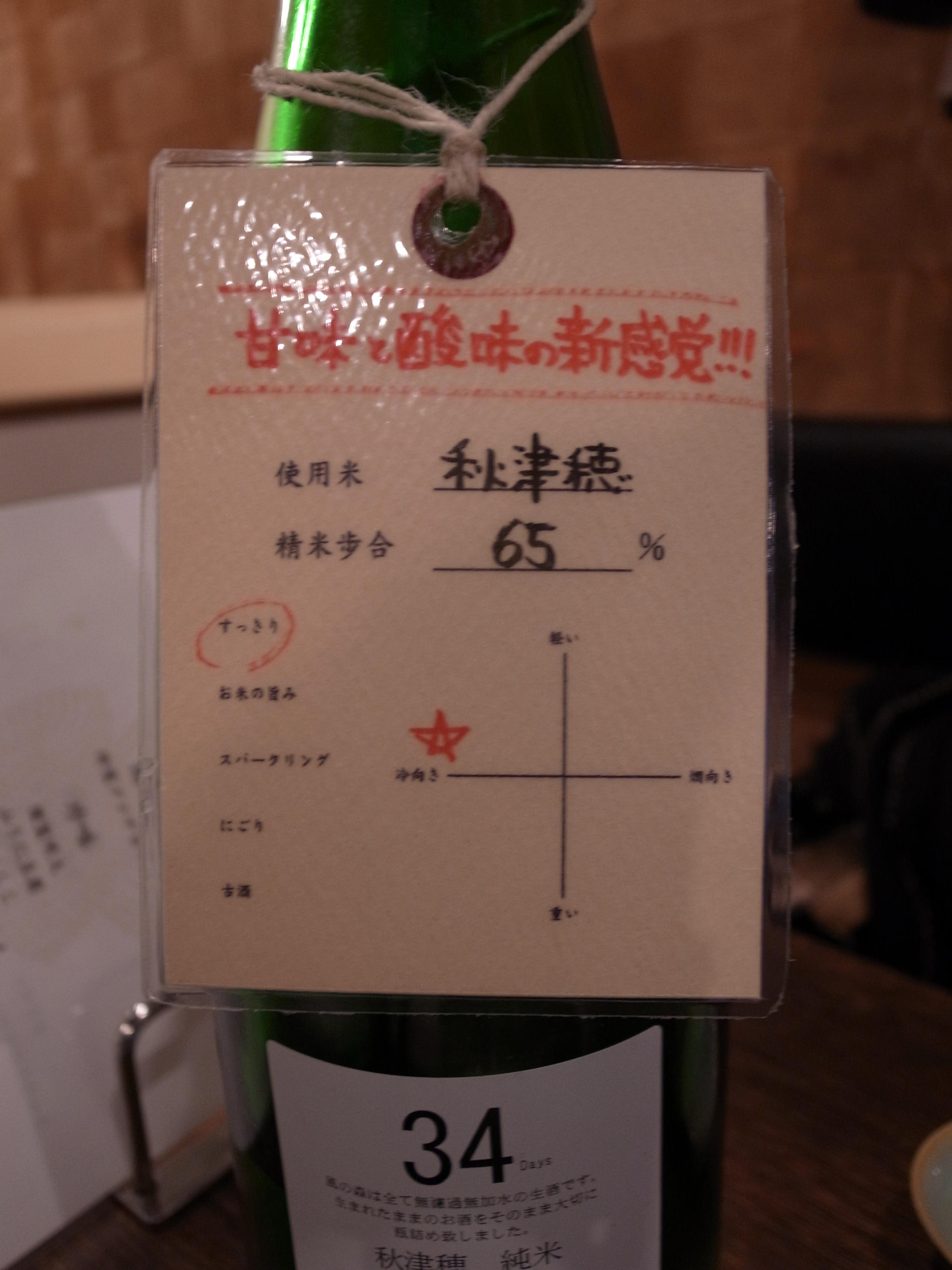 山手線沿いの日本酒がおいしい居酒屋:五反田「酒場それがし」 (3)