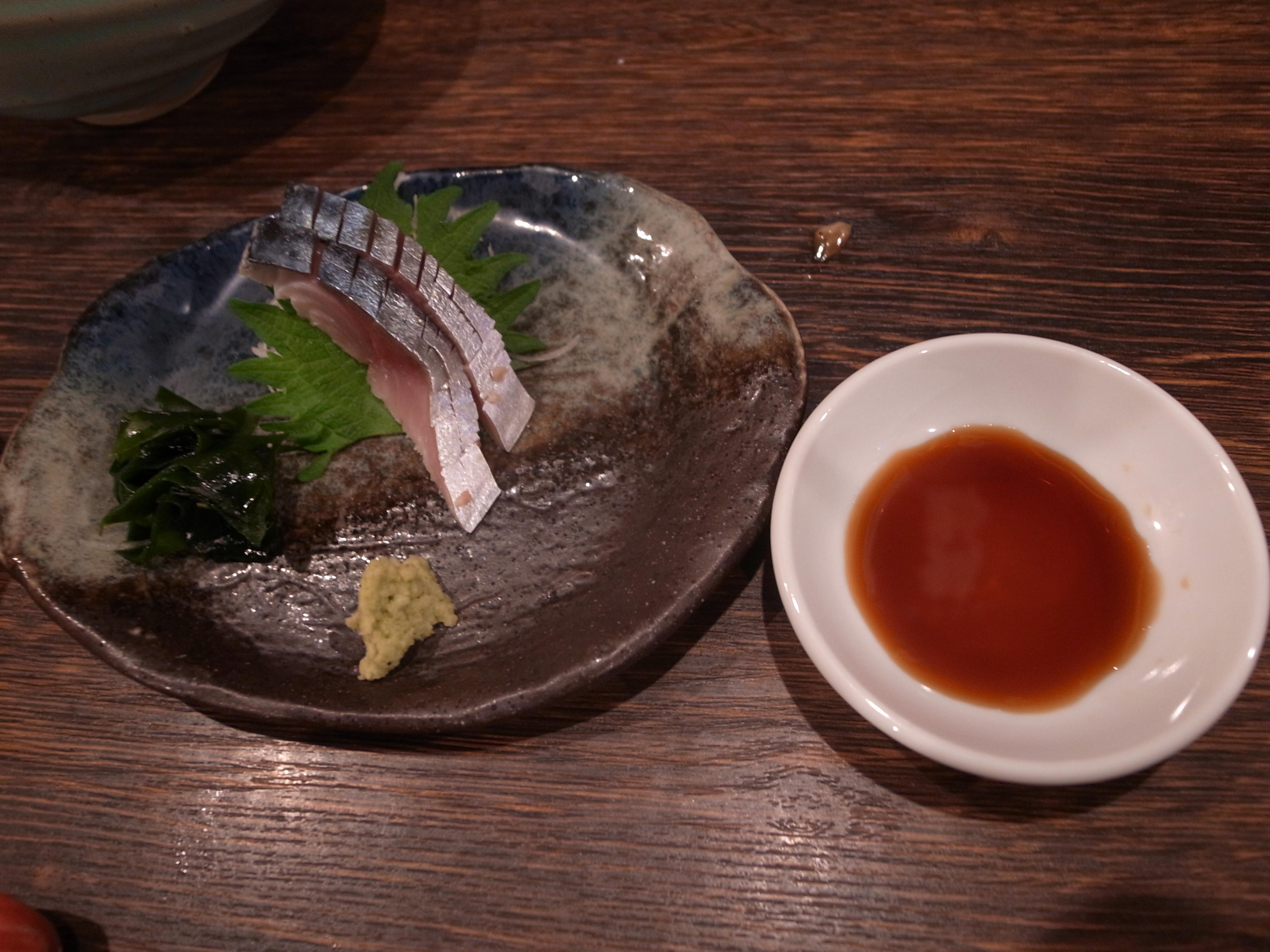 山手線沿いの日本酒がおいしい居酒屋:五反田「酒場それがし」 (8)