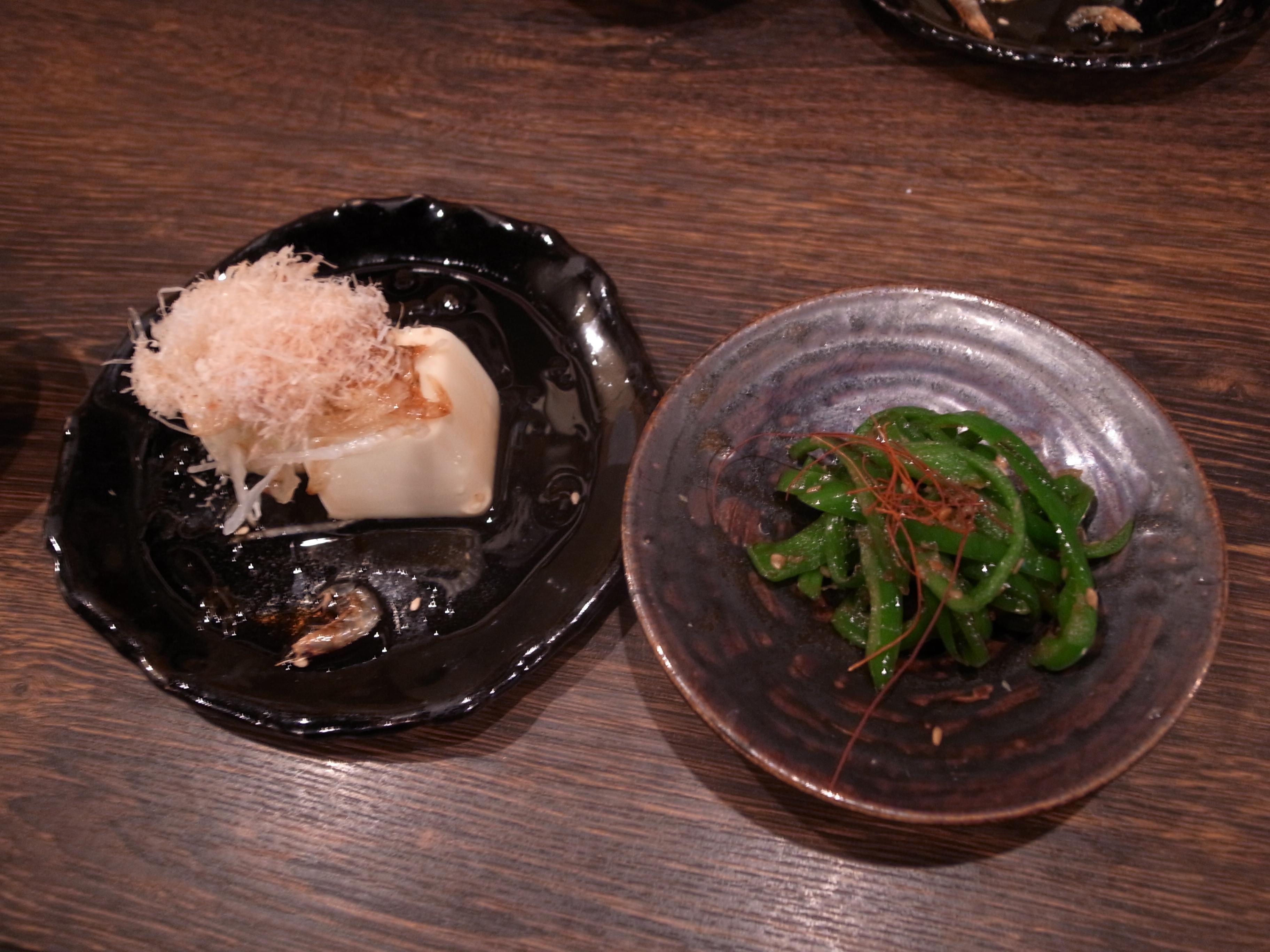 山手線沿いの日本酒がおいしい居酒屋:五反田「酒場それがし」 (4)