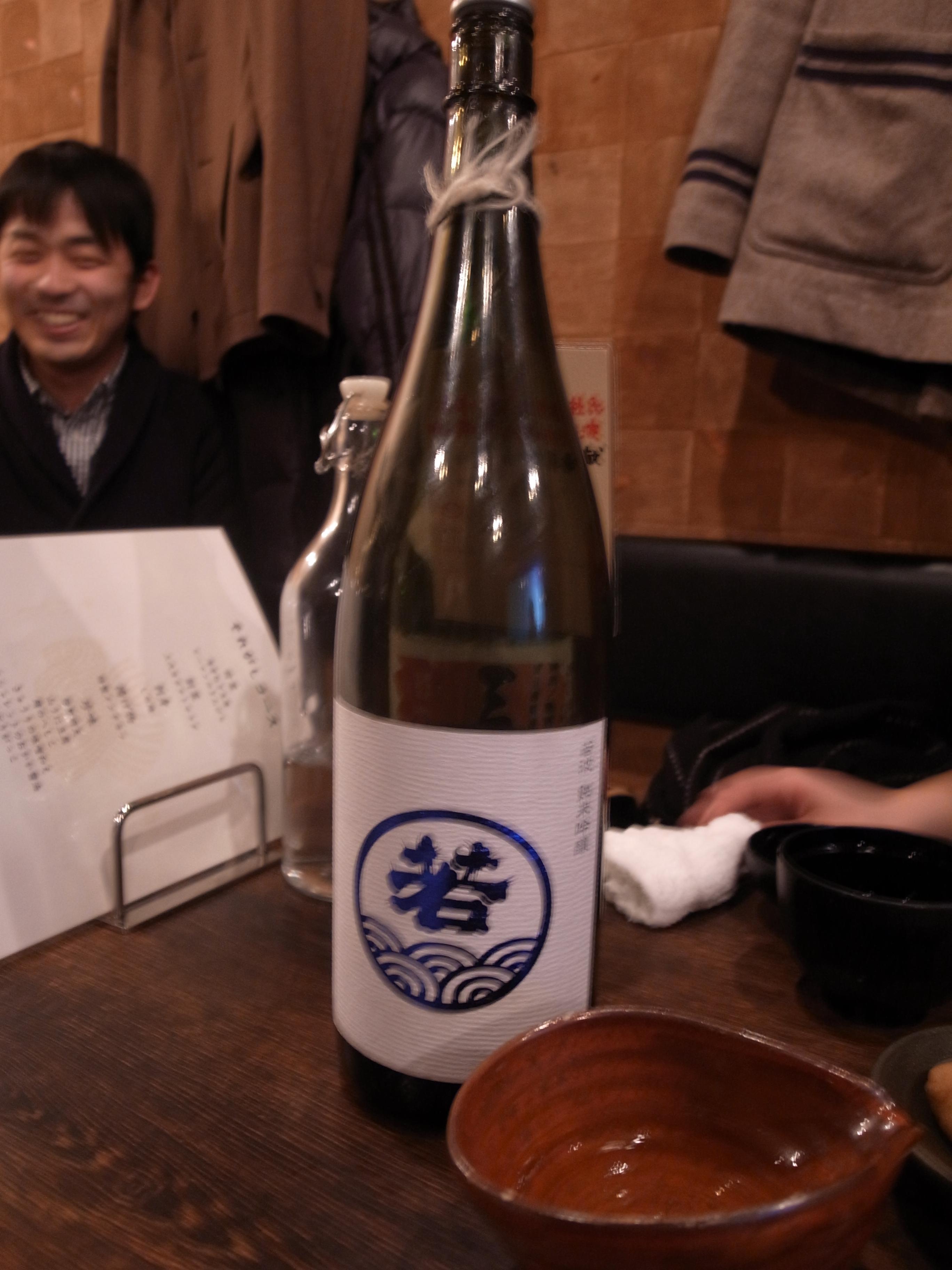 山手線沿いの日本酒がおいしい居酒屋:五反田「酒場それがし」 (17)