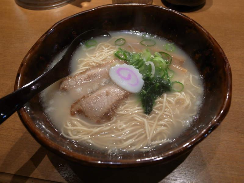名古屋駅直結の驛麺通りにある札幌ラーメン「ほくと亭」旭川ラーメン「だいせつ洞」の感想 (2)