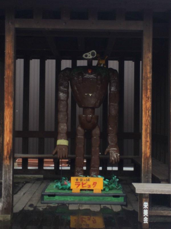 25歳の働く女性による飛騨古川観光と里山オフィス「末広の家」の宿泊感想レポート (6)