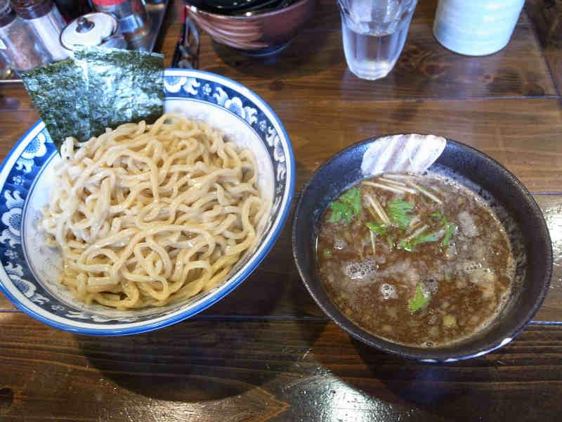 名古屋で美味しいつけ麺は御器所駅「麺屋 桜」:ちなみにラーメンと油そばもおすすめ!! (2)