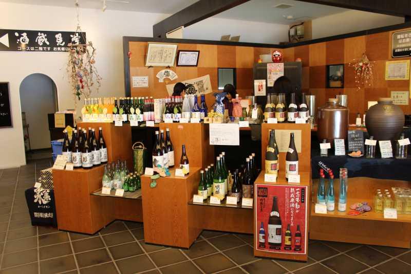 愛知県の幻の日本酒「空」を作る関谷醸造の酒造見学と酒造り体験 (20)