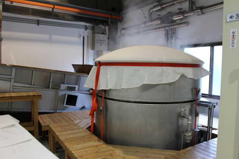 愛知県の幻の日本酒「空」を作る関谷醸造の酒造見学と酒造り体験 (1)