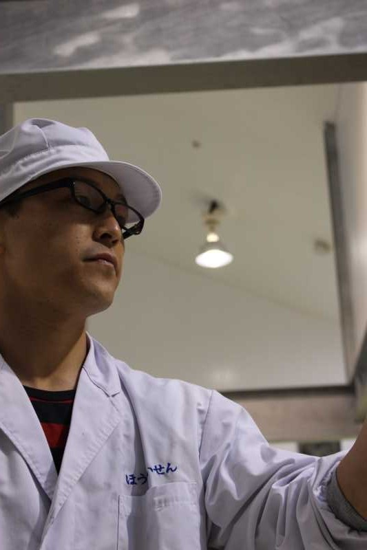 愛知県の幻の日本酒「空」を作る関谷醸造の酒造見学と酒造り体験 (19)
