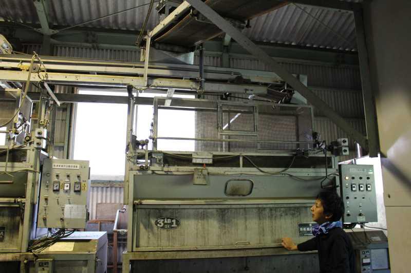 鈴木製茶のお茶工場を見学して、茶葉の作り方を聞いてきたよ!(新城市作手田代) (11)