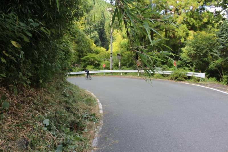 愛知県新城市作手の「鳴沢の滝」までサイクリングして泳いでみた! (3)