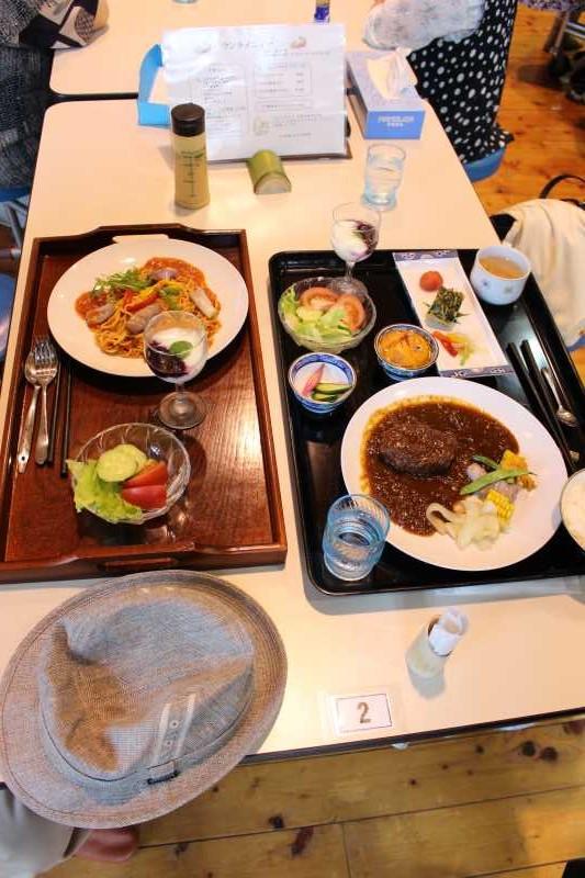 廃校である旧菅守小にオープンした「つくで田舎レストランすがもり」で四季御膳を食べてきました! (9)