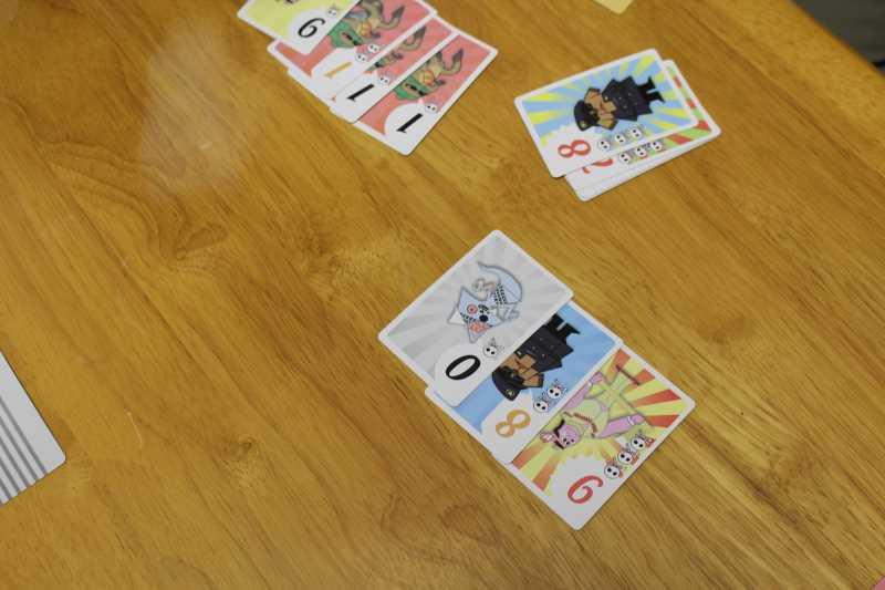 ファブフィブ:おすすめの面白いボードゲームレビュー (4)