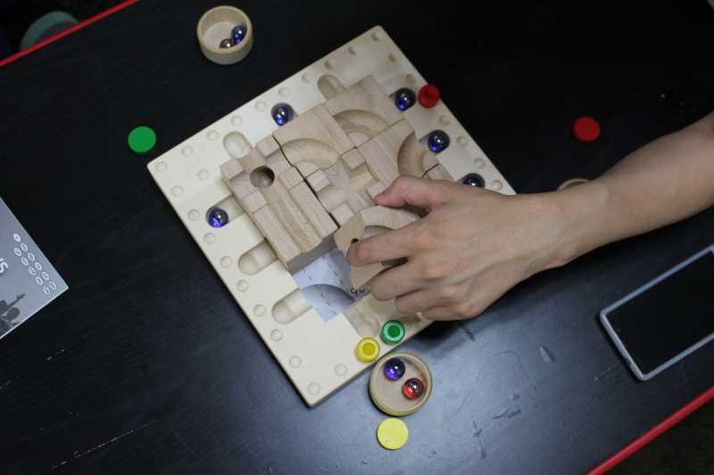Cuboro クボロ(キュボロ)おすすめの面白いボードゲームレビュー