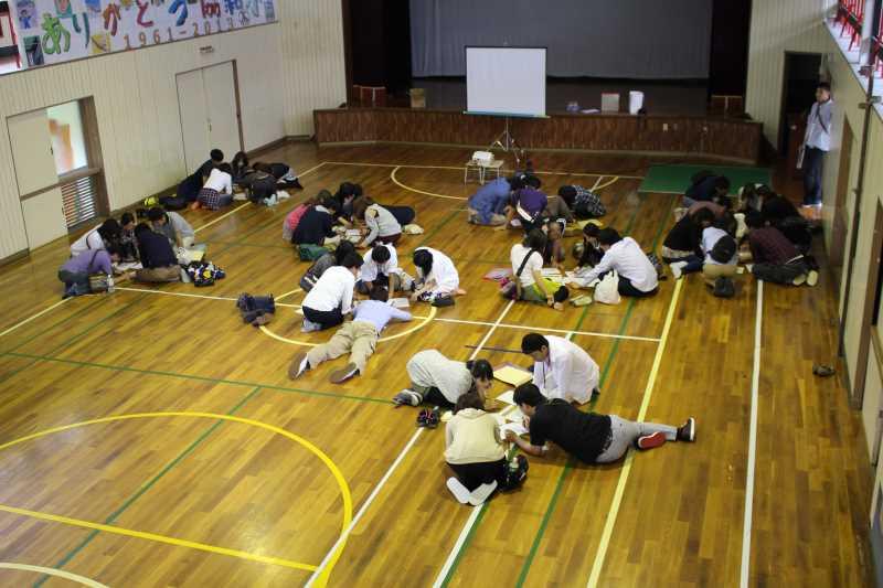 廃校でリアル脱出ゲームを企画したよい!ストーリーは学校の七不思議 (2)