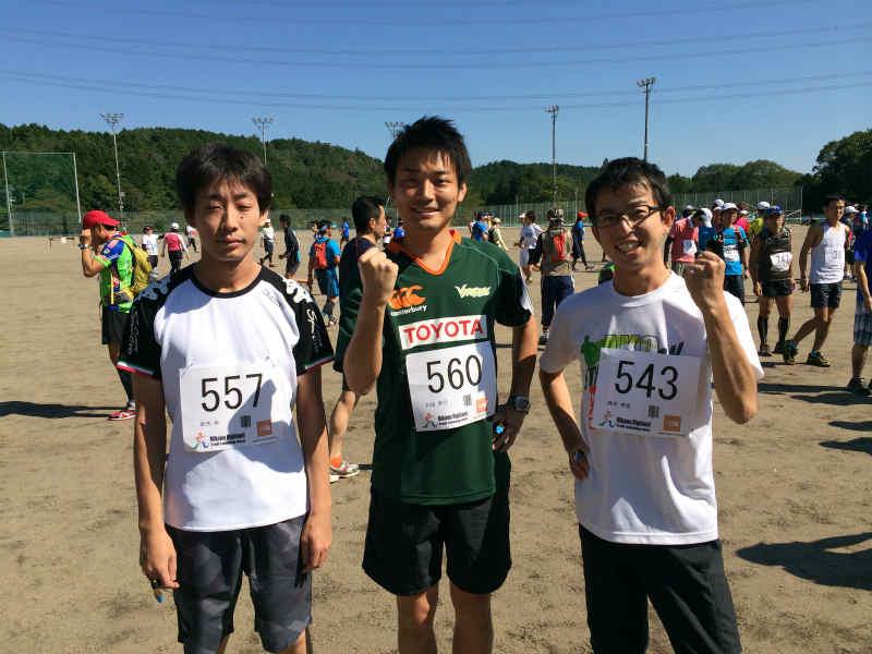 三河高原トレイルランニングレース2014に出場した結果・・・(新城市作手) (5)