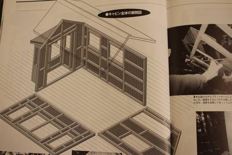 ツリーハウスを作るには「ツリーハウスブック」という本をまず読むべし (5)