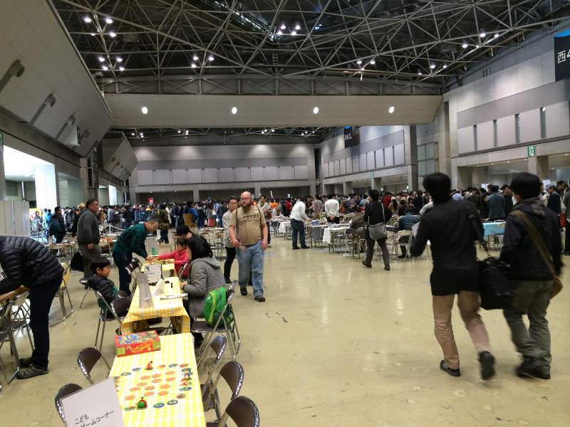 東京ゲームマーケット2014秋に参加!アグリコラ理論買ったよん (3)