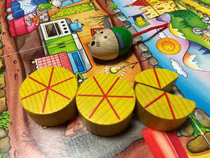 ねことねずみの大レースを子供と遊んで大盛り上がり!4歳から遊べる面白いボードゲームだよ (6)