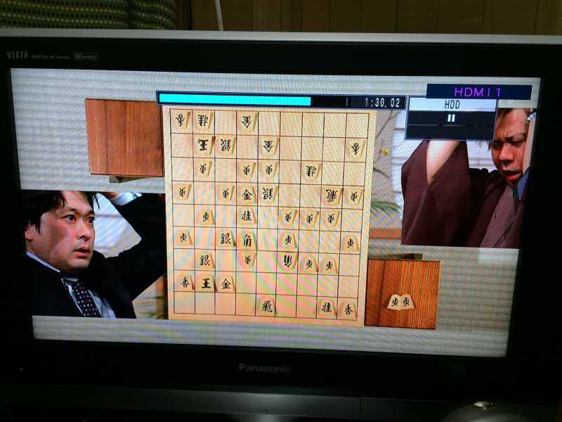 橋本崇載八段が二歩の反則負けでびっくり!将棋界の革命児ハッシーをしらない方に紹介したい! (2)