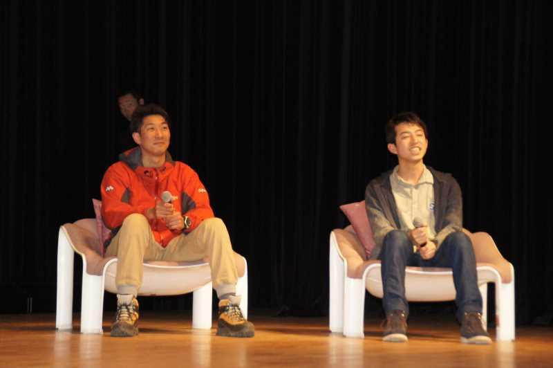 愛知県新城市の若者政策キックオフシンポジウムで田實健一さんと対談してきました! (1)