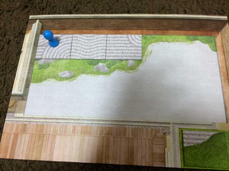 趣のある庭園をつくるボードゲーム「枯山水」で徳を積む【レビュー】 (4)