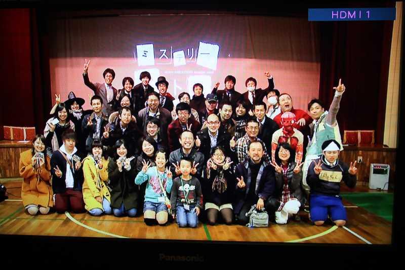 協和小での廃校脱出ゲーム企画がテレビ放送されたよ! (13)