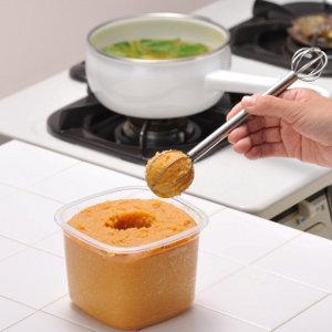 【味噌汁をよく作る人へ】計量みそマドラーが超便利!おすすめ!! (1)