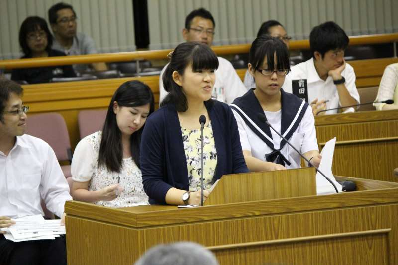 若者議会の委員20名が作った6つの政策を紹介【愛知県新城市】 (7)