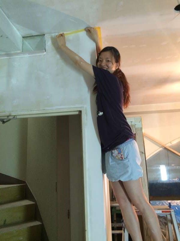 大阪のビジネスホテルの予約が取れない問題解決のために友人がゲストハウスを始めるので、手伝ってきた! (8)