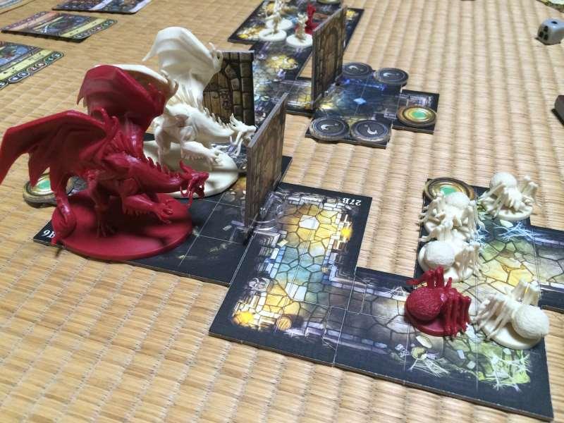 「ディセント(DESCENT)」がTRPG好きにはたまらないボードゲーム!コンポーネントが素敵! (4)