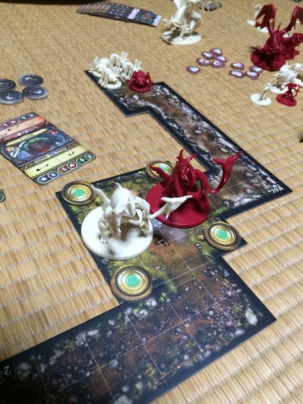 「ディセント(DESCENT)」がTRPG好きにはたまらないボードゲーム!コンポーネントが素敵! (5)