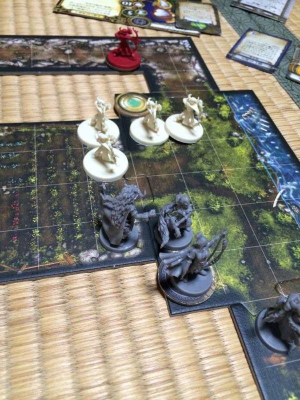 「ディセント(DESCENT)」がTRPG好きにはたまらないボードゲーム!コンポーネントが素敵! (3)