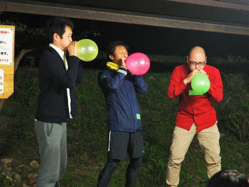 大人の修学旅行を企画したよ!廃校でのダンスやドッジボール、温泉街でのコスプレ謎解き【愛知県新城市】 (5)